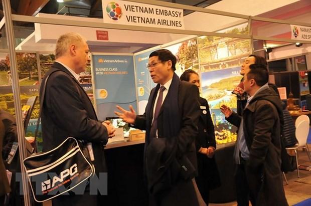 Les touristes belges de plus en plus interesses par le Vietnam hinh anh 1
