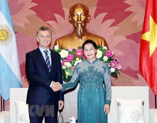 Le Vietnam veut booster son partenariat strategique avec l'Argentine hinh anh 1