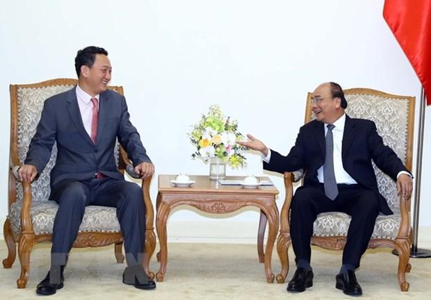 Le PM promet des conditions optimales pour les investisseurs sud-coreens hinh anh 1