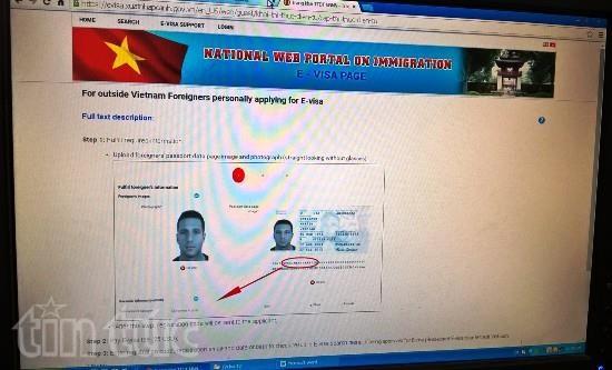 Promulgation d'un decret sur la delivrance des visas electroniques hinh anh 1