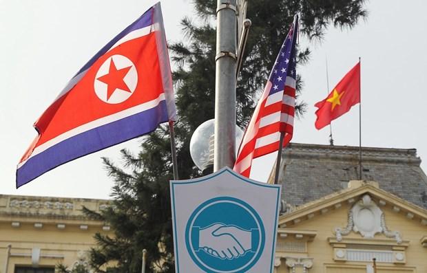 Les preparatifs du 2e sommet Etats-Unis-RPDC se deroulent comme prevu hinh anh 1