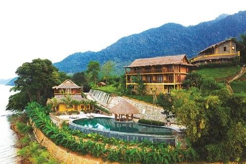 Sejour de reve au Mai Chau HideAway Resort hinh anh 1