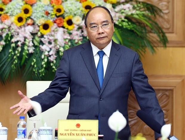 Le PM demande a poursuivre les reformes administratives au service du peuple hinh anh 1