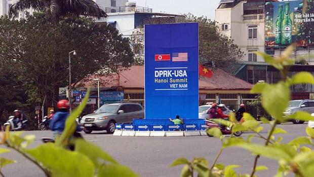 Sommet RPDC - Etats-Unis : Hanoi Vietnam en tant que destination de paix hinh anh 1