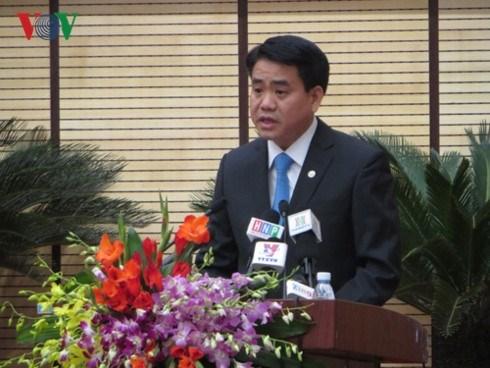 Le responsable de Hanoi salue l'efficacite des projets de la Foundation Asie hinh anh 1