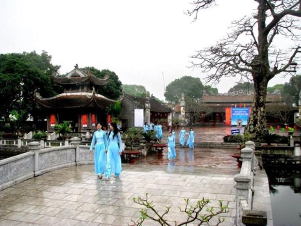 Le temple de la litterature de Mao Dien hinh anh 1