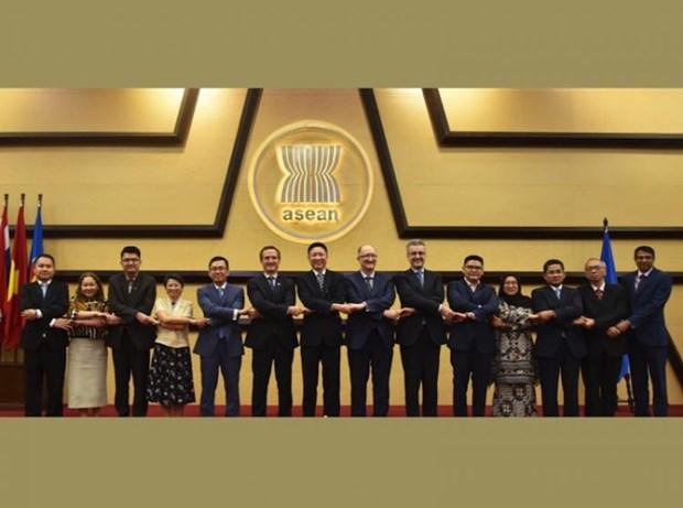 La 26e reunion du comite mixte de cooperation ASEAN-UE hinh anh 1