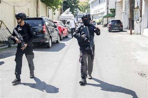 L'Indonesie dejoue une attaque terroriste hinh anh 1