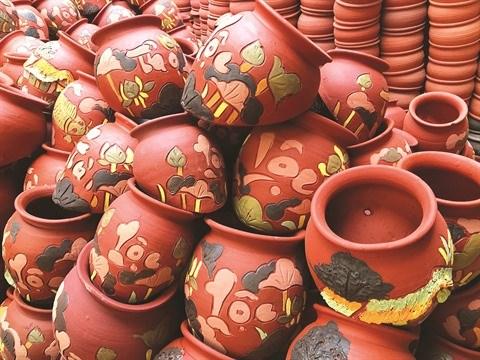 A Phu Lang, des poteries qui ont de l'allure hinh anh 1