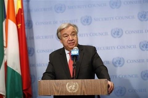 Le secretaire general de l'ONU espere des mesures concretes lors du 2e Sommet Etats-Unis – RPDC hinh anh 1