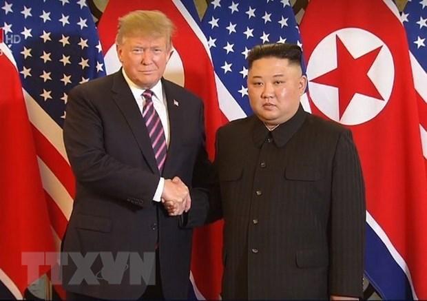 Sommet Etats-Unis-RPDC: la Chine espere un
