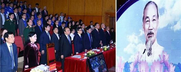 Le Premier ministre lance le Programme de sante du Vietnam hinh anh 2
