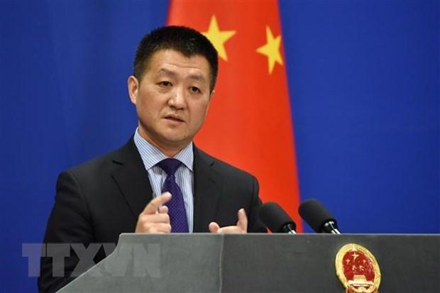 La Chine espere le succes du 2e sommet Etats-Unis-RPDC hinh anh 1