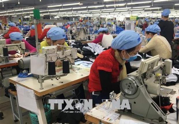 Les Etats-Unis, un partenaire commercial important du Vietnam hinh anh 1