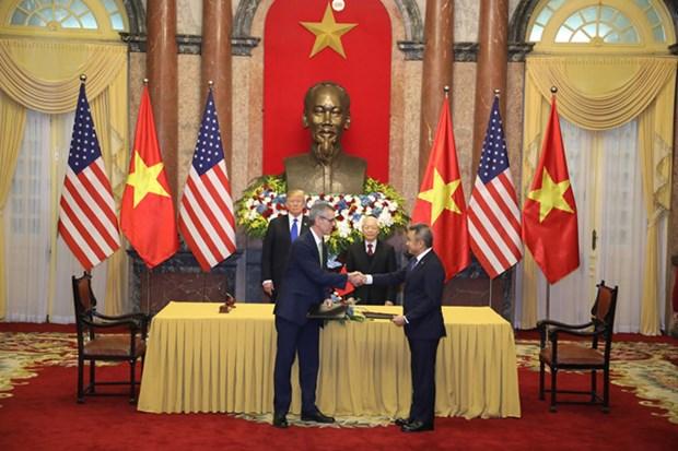 Vietnam Airlines et Sabre cooperent dans les TI pour le transport aerien hinh anh 1