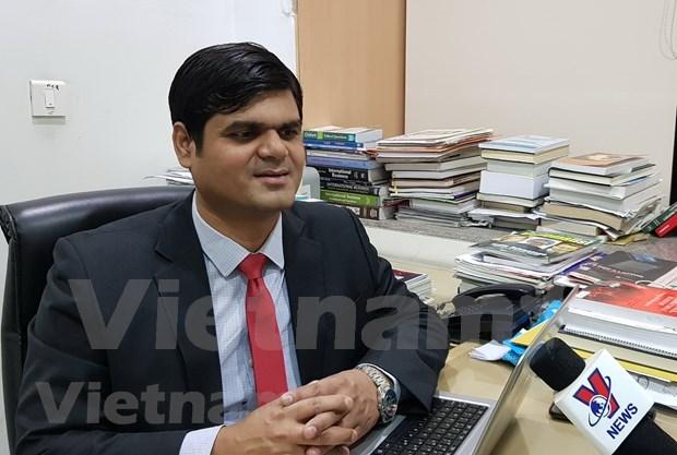 Sommet Etats-Unis-RPDC : Un chercheur indien s'attend a des resultats positifs hinh anh 1