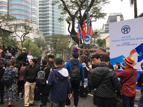 Sommet Etats-Unis - RPDC : Hanoi, ville de l'hospitalite hinh anh 1