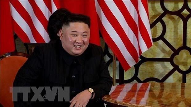 Le president de la RPDC affirme etre pret a la denuclearisation hinh anh 1