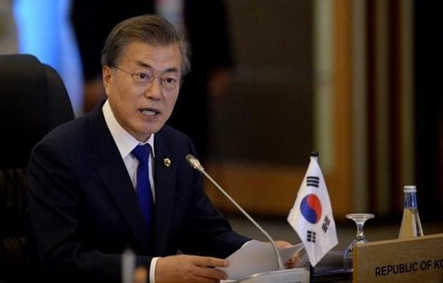 Sommet Etats-Unis-RPDC : Seoul devoilera les details de sa nouvelle politique de cooperation intercoreenne hinh anh 1