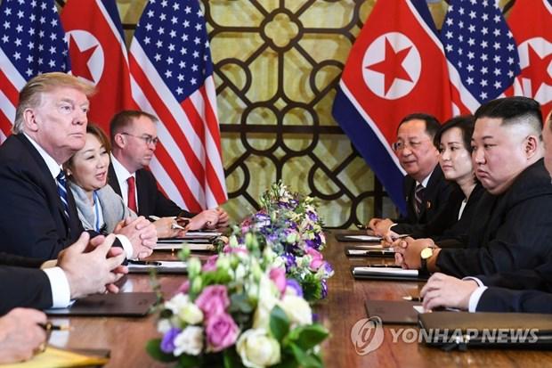Sommet Etats-Unis-RPDC : Les partis sud-coreens expriment leurs regrets hinh anh 1