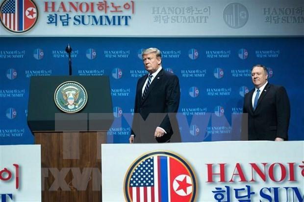 La Chine espere la poursuite du dialogue entre les Etats-Unis et la RPDC hinh anh 1