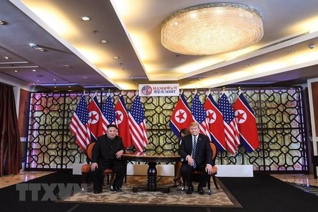 Le Vietnam soutient le processus de paix et de denuclearisation de la peninsule coreenne hinh anh 1