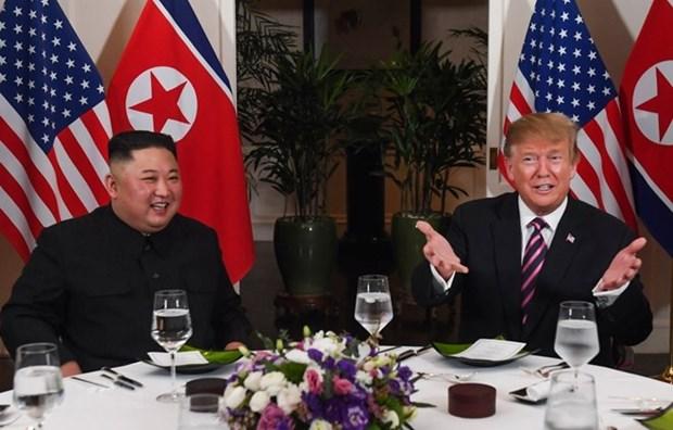 Le Sommet Etats-Unis – RPDC dans la presse nord-coreenne et americaine hinh anh 1