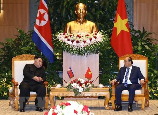 Le Vietnam pret a promouvoir une cooperation gagnant-gagnant avec la RPDC hinh anh 1