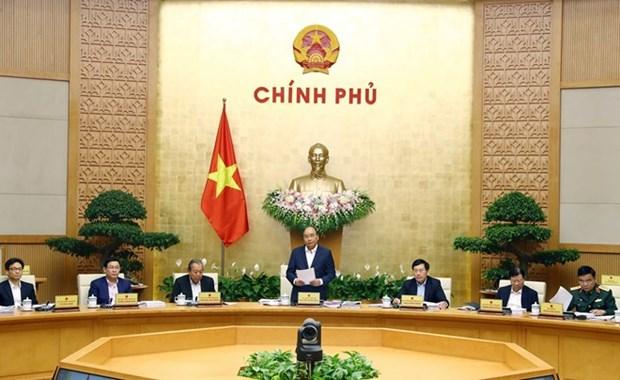 Le PM demande plus d'efforts pour promouvoir une croissance durable hinh anh 1