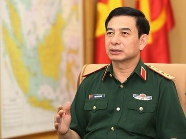 Une haute delegation de l'Armee populaire du Vietnam au Japon hinh anh 1