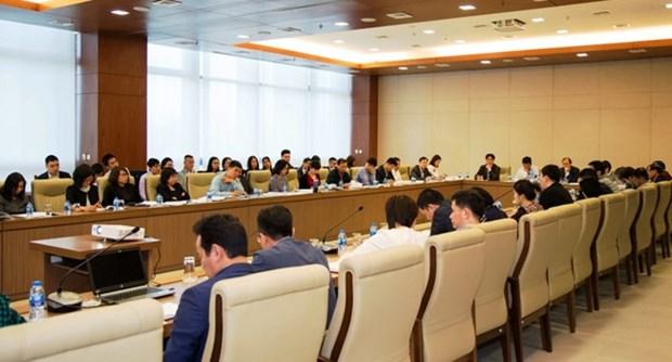Un sous-comite du Comite national pour l'ASEAN 2020 se reunit hinh anh 1