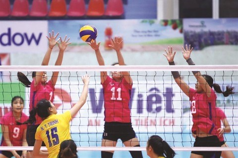 Volley-ball: emergence de la generation 9X hinh anh 1
