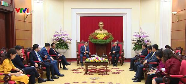 Le Vietnam et la Mongolie renforcent leurs liens hinh anh 1
