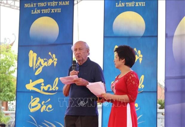 Journee de la poesie: La litterature vietnamienne seme a tous vents hinh anh 1