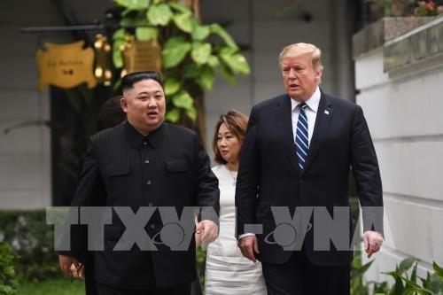 Le president sud-coreen souhaite une reprise rapide des negociations RPDC-Etats-Unis hinh anh 1