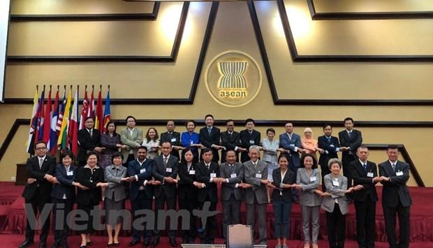 L'ASEAN examine le rythme du Plan directeur sur sa Communaute politique-securite pour 2025 hinh anh 1