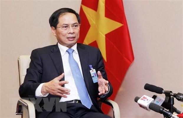 Vietnam et France saluent le role de l'EVFTA et l'IPA dans l'avenir hinh anh 1