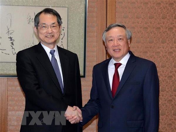 Le president de la Cour populaire supreme en visite de travail au Japon hinh anh 1
