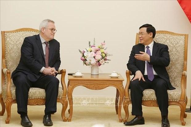 Pour promouvoir les relations commerciales Vietnam-Etats-Unis hinh anh 1