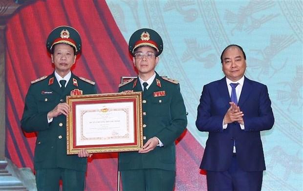 L'Universite medicale militaire du Vietnam a l'honneur hinh anh 1