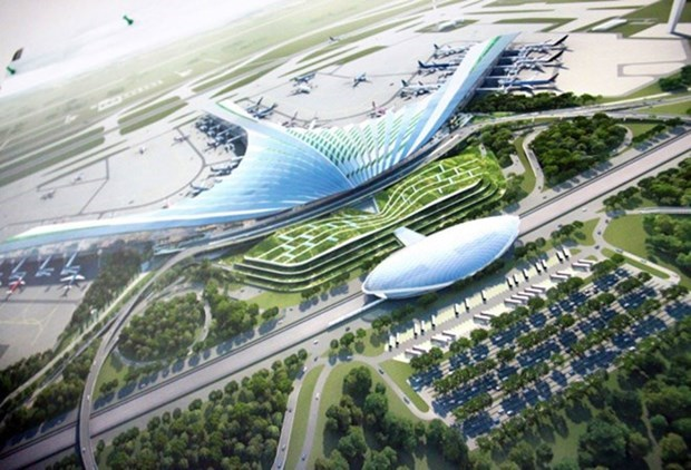 Creation du Conseil d'evaluation du projet d'aeroport international de Long Thanh hinh anh 1