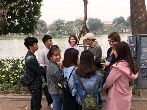 Forte demande de guides touristiques en langues