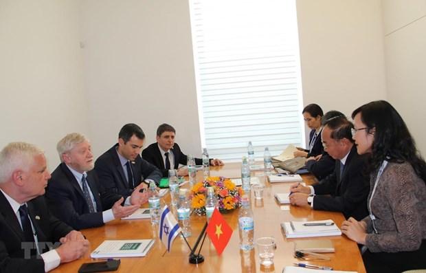 Le Vietnam participe a la troisieme conference conjointe ASOSAI - EUROSAI hinh anh 1