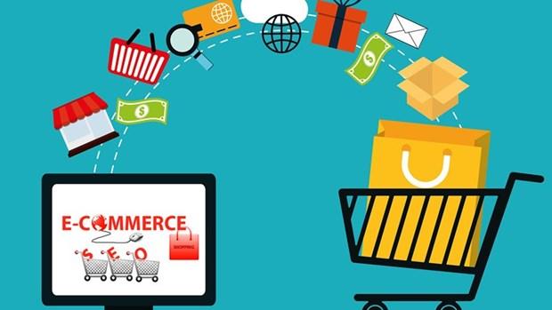 L'e-commerce vietnamien pourrait atteindre 15 milliards de dollars d'ici 2020 hinh anh 1