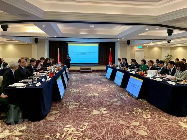Vietnam et Singapour cooperent dans les technologies et l'innovation hinh anh 1