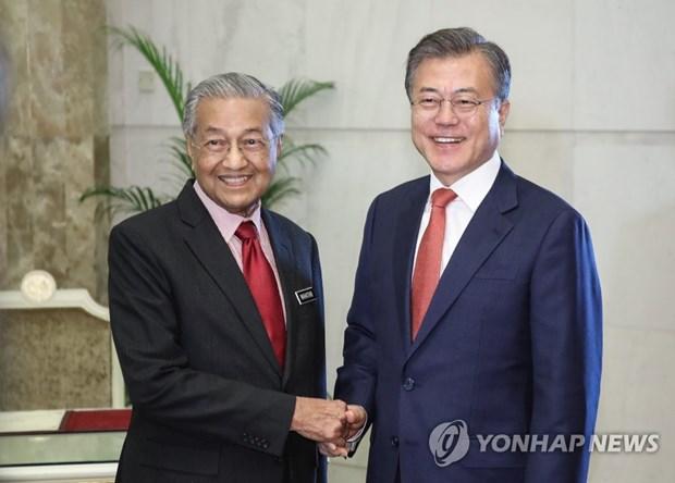 La R. de Coree et la Malaisie concluront les negociations d'un ALE en 2019 hinh anh 1