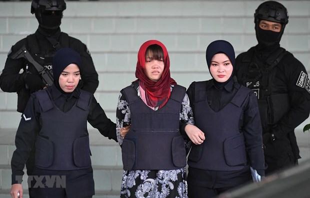 Affaire de Doan Thi Huong : le Vietnam demande un jugement equitable et impartial hinh anh 1