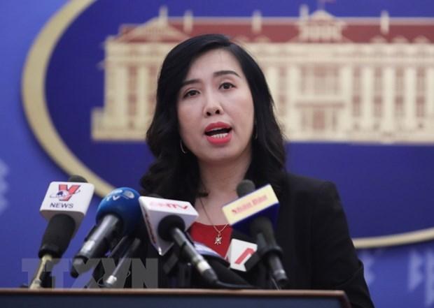 Les libertes fondamentales des citoyens vietnamiens figurent clairement dans les lois hinh anh 1