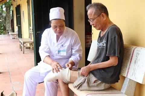 Une infirmiere consacre sa vie a soigner les patients lepreux hinh anh 1
