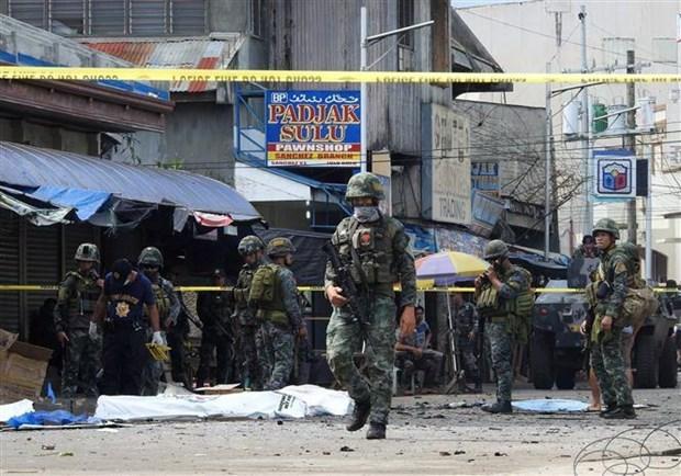 Philippines : huit morts dans un affrontement dans le sud hinh anh 1